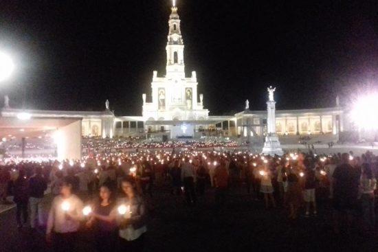 Ars - Montserrat - Avila - Fatima - Santiago de Compostela - Garabandal - Lourdes - Nevers