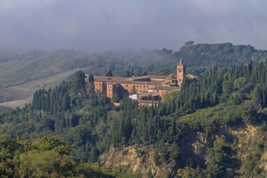 Auf den Spuren des Hl. Benedikts durch Italien