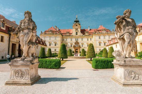 Gartenreise nach Mähren - auf den Spuren einer Monarchie