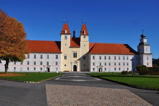 Wallfahrt in die Steiermark  Mariazell - Maria Schutz - Stift Vorau - Pöllauberg - Maria Trost - Stift Rein