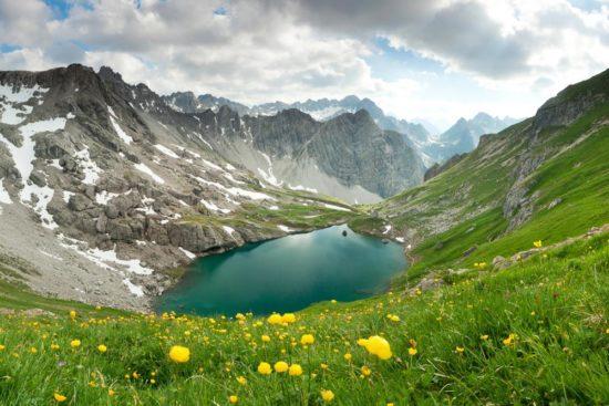 Berge- Seen- Schlösser Allgäu und Tannheimertal