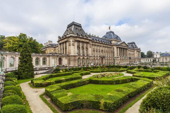 Famouses Städtequartett in Belgien und Holland