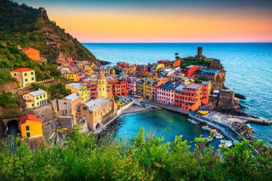 Malerische Cinque Terre