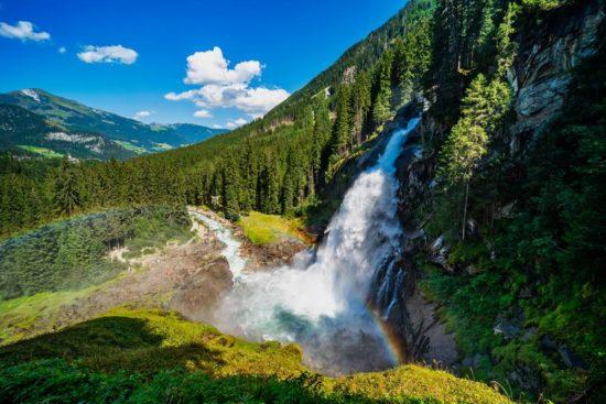 Berge und Wasser- Naturerlebnis Hohe Tauern