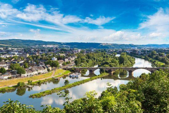 Drei Länderfahrt- Deutschland – Frankreich- Luxenburg