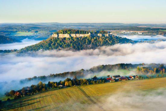Dresden - Elbsandsteingebirge und Meißen
