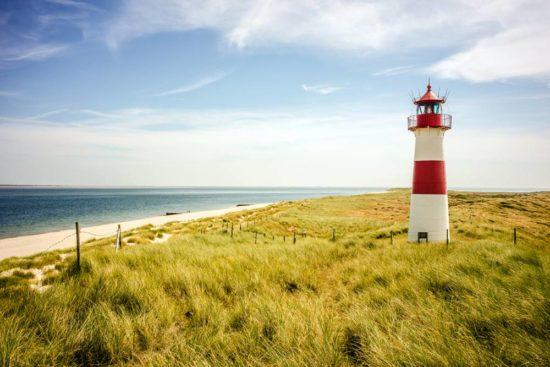 Hafenmelodien und Fischerromantik Insel Sylt - Insel Föhr - die Halligen - Hamburg und Weimar