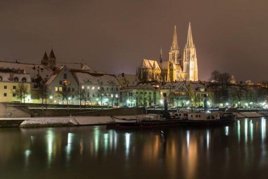 Christkindlmarkt in Regensburg