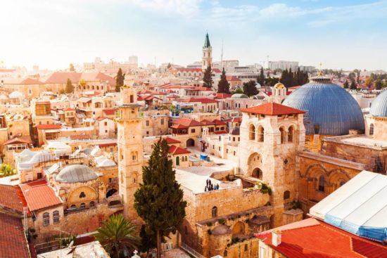Pilger- und Kulturreise nach Israel- Vorschau