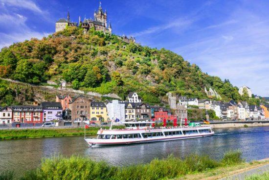 Auf Bummeltour an Rhein und Mosel neue Route!