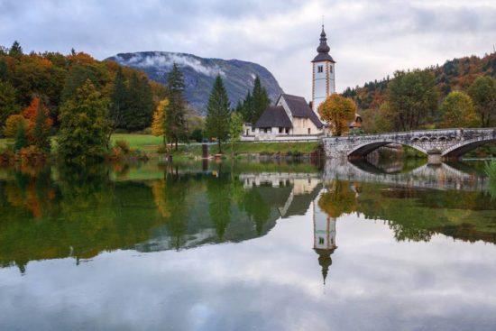 Berge, Seen, Kultur und Glaube - Kärnten und Slowenien