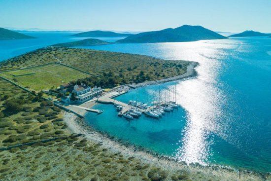 Spirituell Tage am Meer- auf der kleinen Insel Košljun