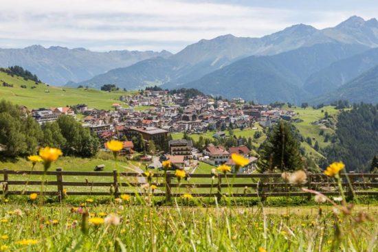 Serfaus - Schweizer Berge - Südtiroler Täler und Bernina Express