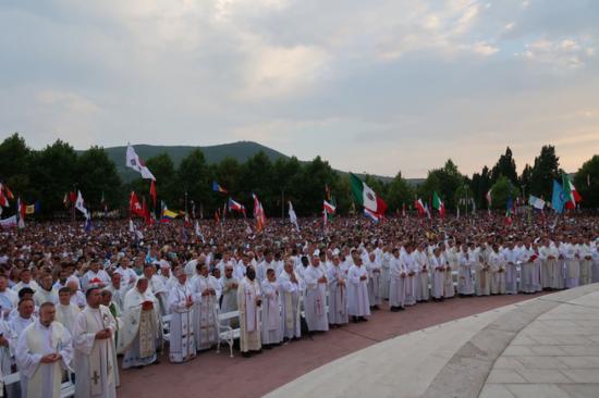 Pilgerfahrt nach Medjugorje - 32. Jugendfestival